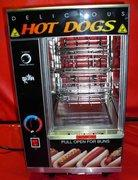 Hot Dog Merchandiser/Cooker