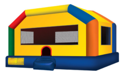 Jumbo Bounce and Play Bounce House - XXL