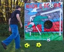 Kick and Score Soccer Game (FG005)