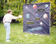 Laser Toss Game (FG006)