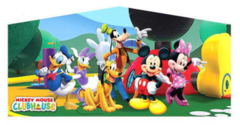 Mickey Mouse and Friends Banner - Medium (BMA3)