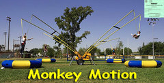 Monkey Motion Carnival Ride