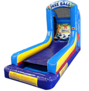 Skee Ball Inflatable Game