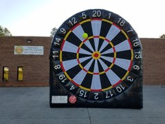 Soccer Darts Inflatable Game (IG1704)