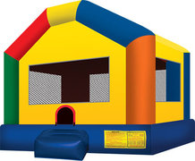 Supersized Fun House Bounce House - XL