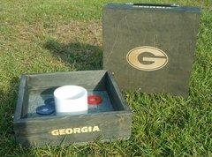 Washer Toss Game - Georgia Bulldogs (CG1604)
