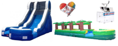 Ultimate Summer Water Slide Package