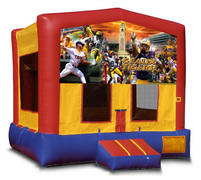 Geaux Tigers Playtime Bouncer - Medium