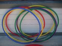 Hula Hoops Set (E004)