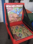 Earth Worm Round Up Game(BG002)
