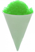 Snow Cone Flavor- 25 Servings of Lemon-Lime
