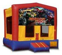 Monster Truck Playtime Bouncer - Medium