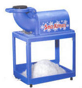 Snow Cone Machine - Sno-King