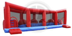 Wipeout Obstacle Course Premier Ride L
