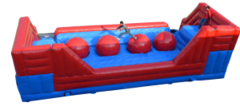 Wipeout Obstacle Course Premier Ride XL
