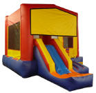 PartyTime Jump and Front Slide - Large (CD15121)
