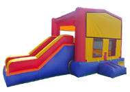 1 PartyTime Jump and Side Slide - Large (CD24121)