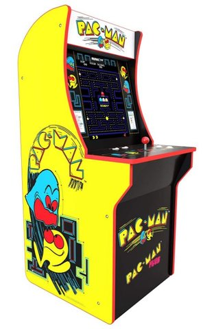 Pac-Man 2 in 1 Arcade Game