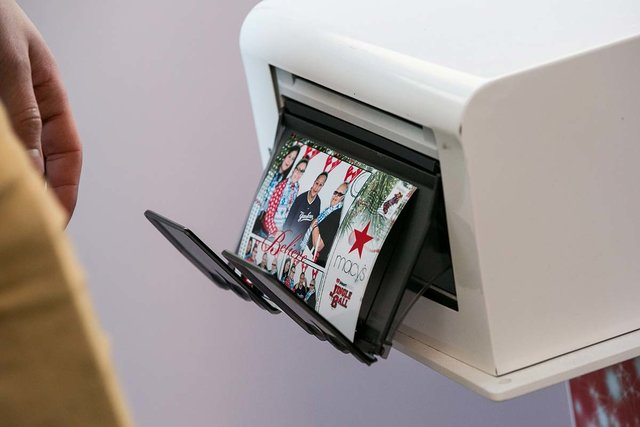 Photo Booth with Printer