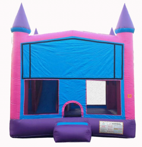 Themed Partytime Princess Castle Bounce House