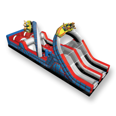 45' Roller Coaster Obstacle Course (JSOB4)