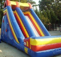 22' Screaming Fun Dry Slide (SD18005)