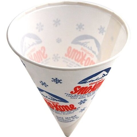 200 ct Snow Cone Cups