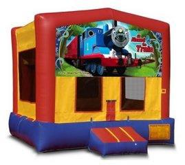 All Aboard the Train Playtime Jumper - Medium