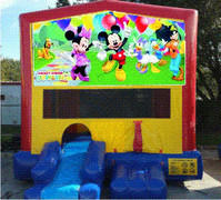 Mouse Party Bounce House