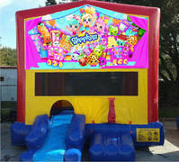 Shopkin Bounce House
