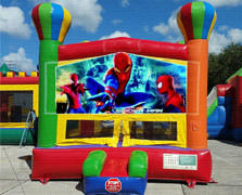 Spider Balloon Bounce House