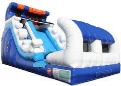 16 FT Tital Wave Water Slide, same day drop off and pick up or 3 day rental, drop off Friday, Pick up Monday for the same one day price