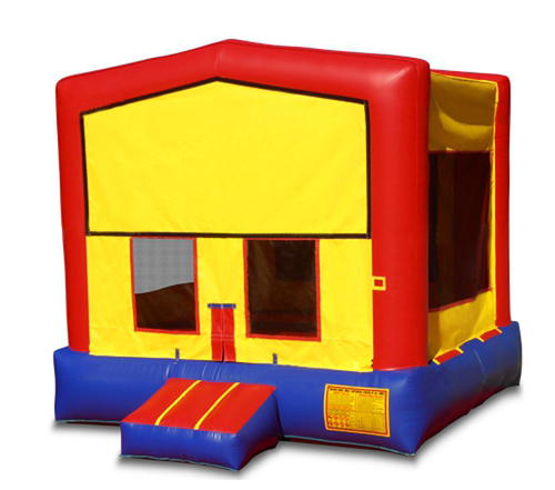 Jumpzees Red And Blue Premium Bounce House