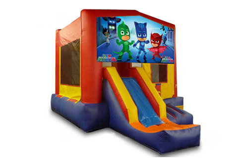 PJ Masks Bounce House With Slide
