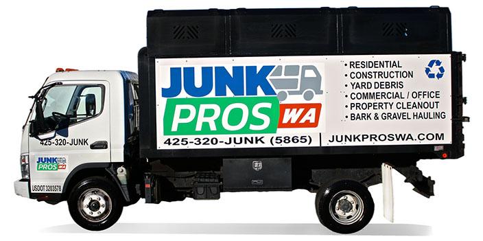 Junk Pros Truck