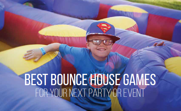 Best bounce house games