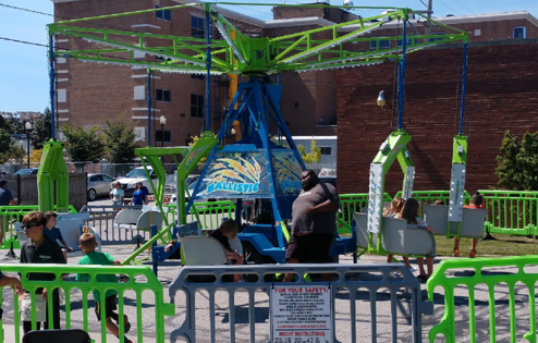 Chicago Carnival Ride for Rental