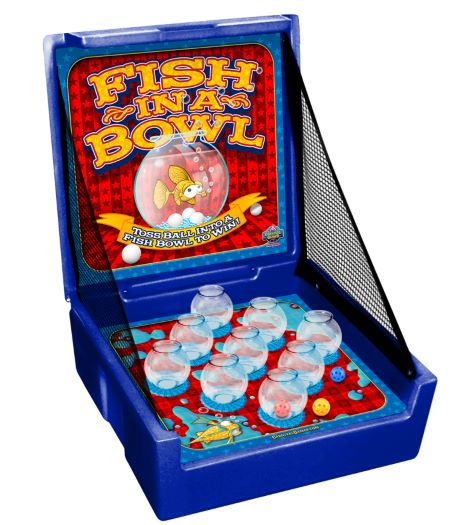 Fish Bowl Carnival Game