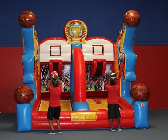 Basketball Carnival Game