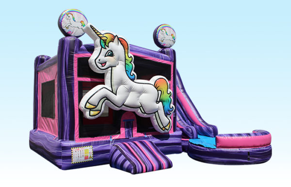 Unicorn Bouncy House