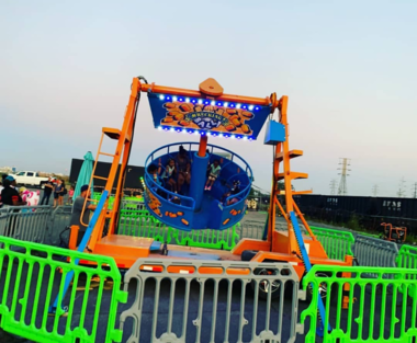 Wrecking Ball Ride for Rent
