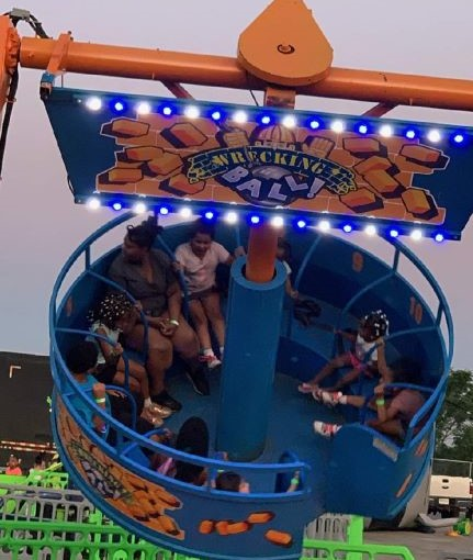Chicago Carnival Ride Rental