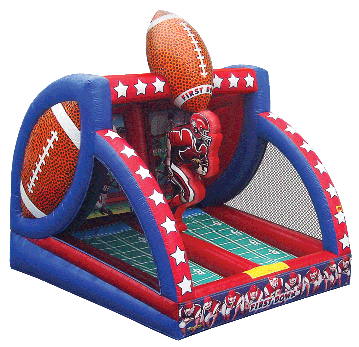 Inflatable Football Game for Rent