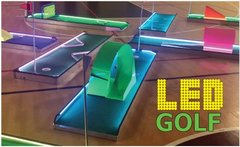 New LED Mini Golf Game