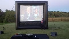 12Ft. Inflatable Movie Package