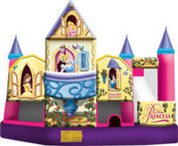Disney Princess 3D 5 In 1 Combo