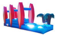 Surf and Splash Slip N Slide