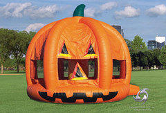 Pumpkin Bounce House