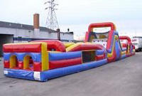Mega Obstacle Course
