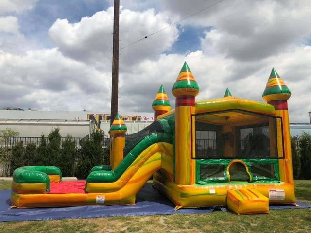 Gainesville Combo Bouncer Rentals
